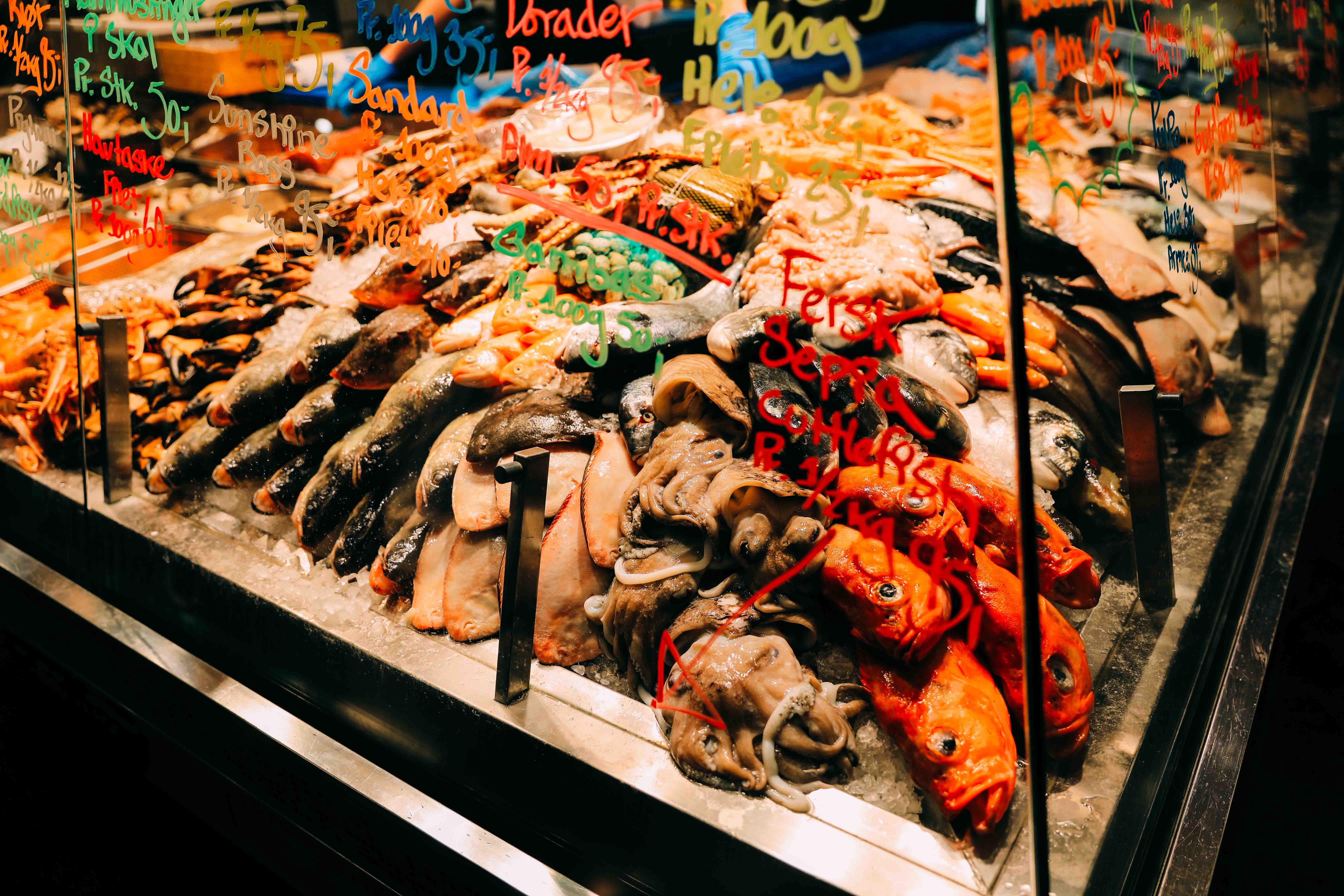 Seafood byYe Qiang