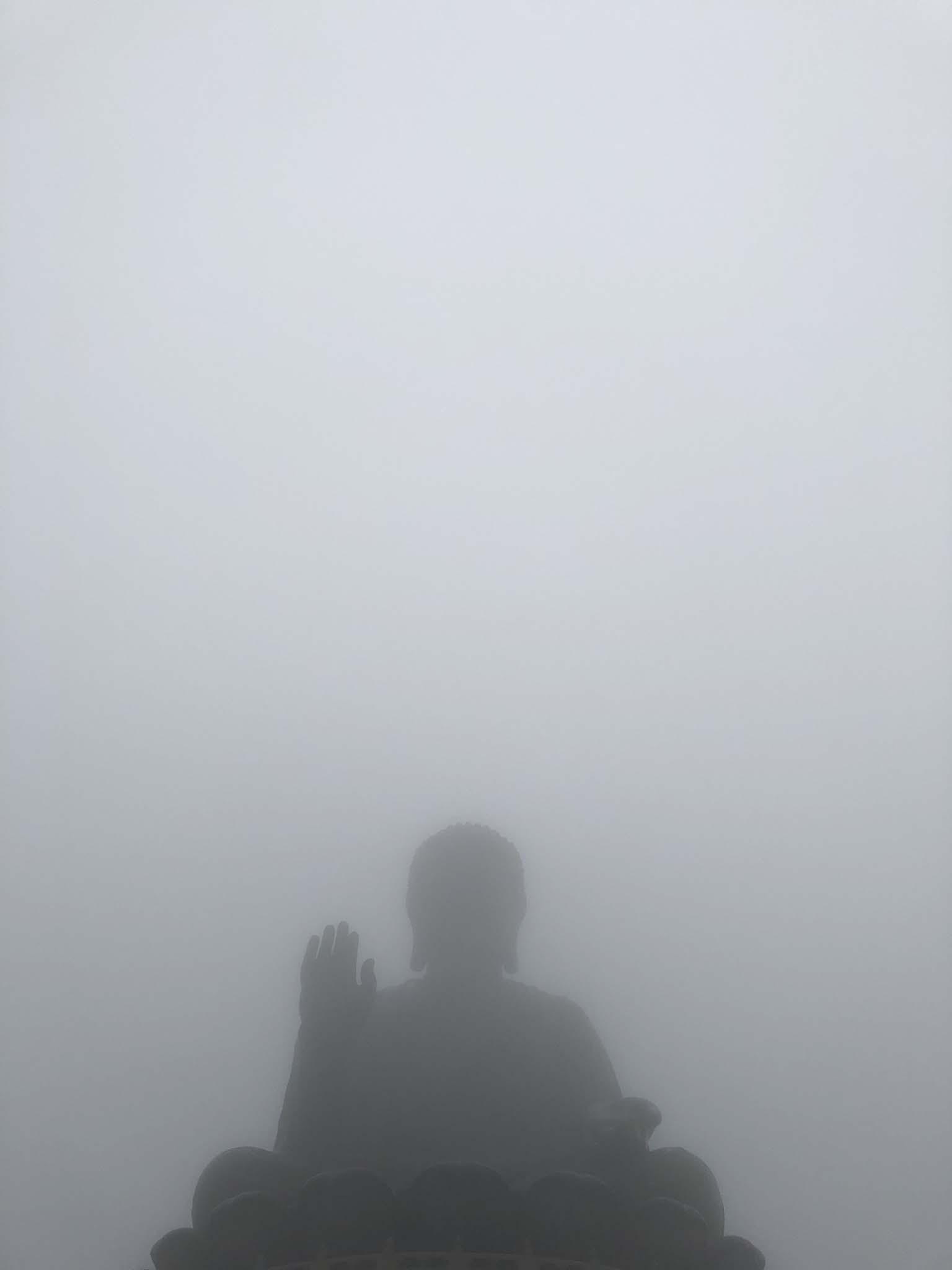 Hidden Buddha by Maxwell Clarke