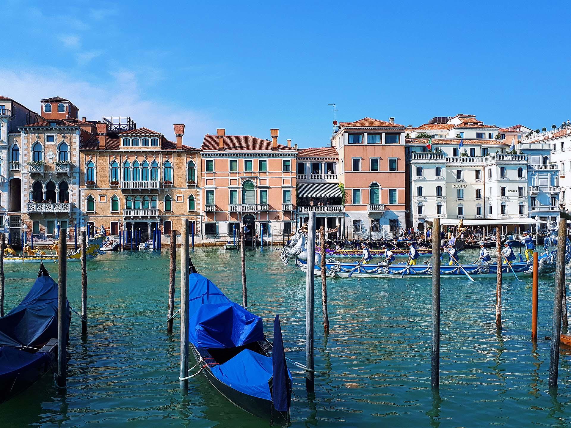 Venice isn't Disneyland by Eliana Longo Colina