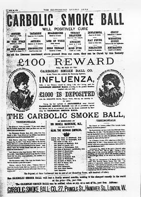 Carbolic smoke ball co
