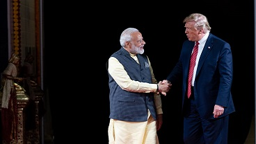 Populism in Indian and US foreign policy