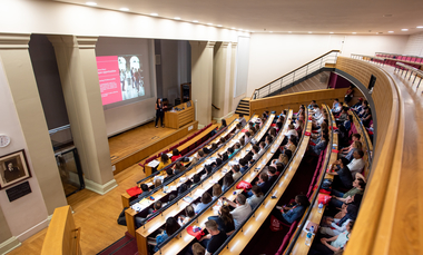 Open day 2018 Strand Lecture
