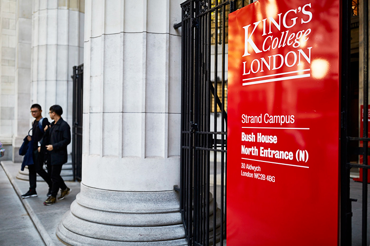 research centres at king's business school
