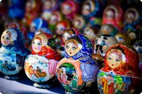 Matryoshka by Smcgee licensed under creative commons